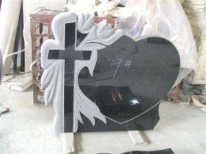 Gravestone., Shanxi Black Monument, Black Granite, Monument, Black Monument pictures & photos