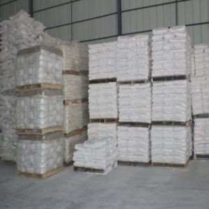 China Factory Wholesale 1250mesh Plastic Used 96%+ Baso4 Powder Natural Barium Sulphate (XM-BA51) pictures & photos