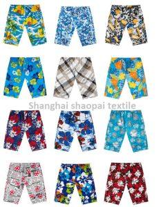 Customzie New Prints Beach Shorts pictures & photos
