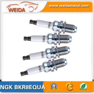 Spark Plug for Audi A6l Hot Sale Ngk Bkr8equa pictures & photos