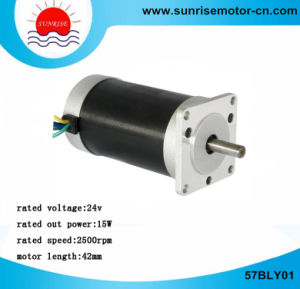 57bly01 BLDC Motor Electric Motor Round Motor pictures & photos