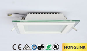 Premium 18W Recessed Ceiling LED Panel Light with Ce RoHS pictures & photos