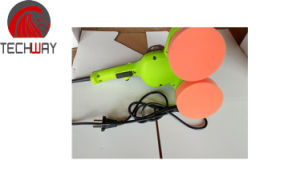 Double Head Car Polisher/Car Polisher with Backing Pad 95mm*2 pictures & photos