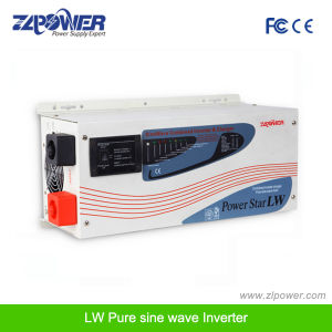 50/60Hz Pure Sine Wave Inverter with AC Charger (LW1000W-LW6000W) pictures & photos