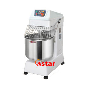 35L 12kg Double Motor Double Speed Spiral Mixer Spiral Mixer Dough Maker Machine Dough Flour Mixer Best Mixer for Bread pictures & photos