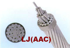 Aluminum Overhead Power Bare AAAC Conductor ACSR pictures & photos