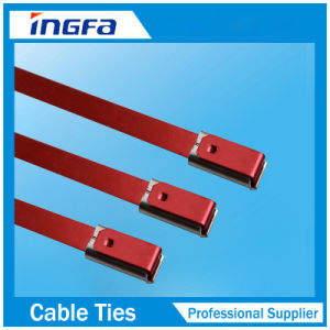 Ball Locked Stainless Cable Ties for Bundle Free Samples pictures & photos