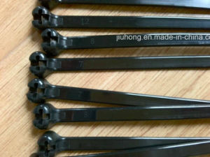 Cable Ties with Stainless Steel Pawl pictures & photos