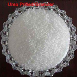 Granular Urea Prilled 46%Urea Fertilizer/Urea Prilled pictures & photos