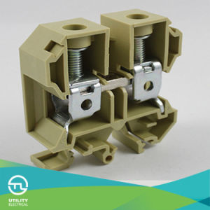 AWG18-0 Weidmuller Terminal Blocks Jut2-35 Electrical Connector pictures & photos