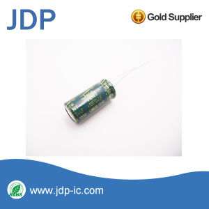 Electronic Capacitor 1000UF 25V pictures & photos