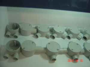 as/Nzs 2053 UPVC Electric Conduits Fittings pictures & photos