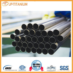 for Industrial/Chemical Use, Grade2 ASTM B338, Seamless/Welded Titanium Pipe Tubes pictures & photos