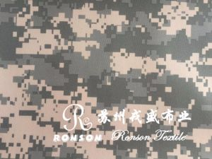 210d Oxford Coated Fabric Camouflage Fabric Tent Fabric pictures & photos