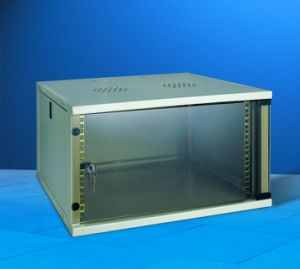 Wall Mounted Cabinet for Network Cable or Fiber Optical Cable pictures & photos