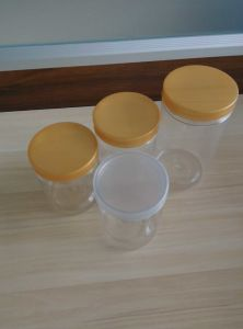 Pet 500ml Plastic Bottle for Comfortable Food pictures & photos