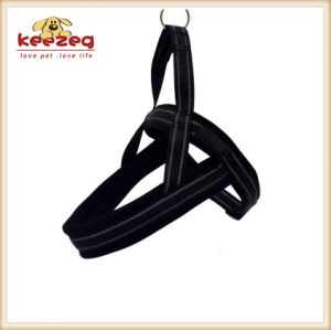 Comfortable Breathable A7 Reflective Dog Harness for Small /Medium Pets (KC0101) pictures & photos