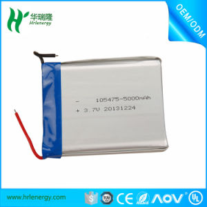 3.7V 103450 105475 1800mAh-5000mAh Lithium Polymer Battery pictures & photos