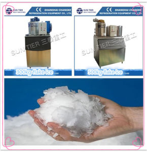 800kg/24h Industrial Ice Machine Portable Crushed Ice Maker pictures & photos