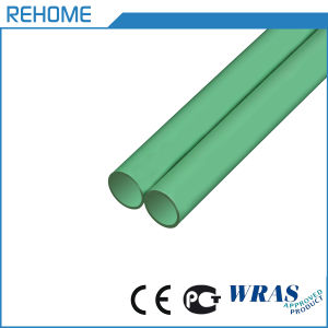 Plastic Green PPR Antibacterial and Fiberglass Pipe for Water pictures & photos