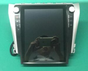 Android Version 12.1in Vertical Car DVD for Toyota Camry 2012-2015