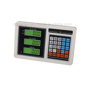 China Cheap Indicator with LCD Display Used in Digital Scales pictures & photos