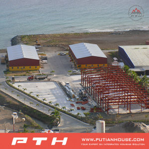 2015 Putian Good Quality Prefab Low Cost Steel Structure Warehouse pictures & photos
