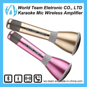 Colorful Mini Bluetooth Wireless Karaoke Microphone