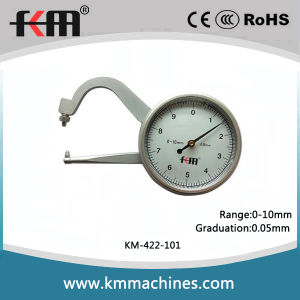 0~10mm Thickness Dial Caliper Gauges pictures & photos