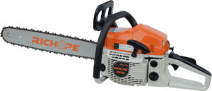 Hot Sale Air Powered Gas Chain Saw Wood Cutting Machine pictures & photos
