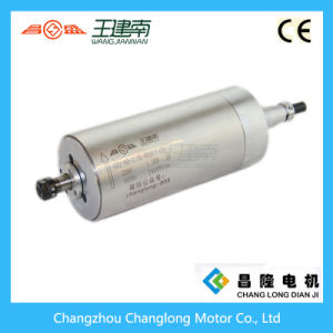 80mm Dia 1.5kw High Frequency Spindle Motor for CNC Woodworking Engraving Machine pictures & photos