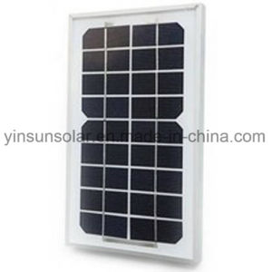 Factory Direct Sale 3W Solar Panel for Solar Power System pictures & photos