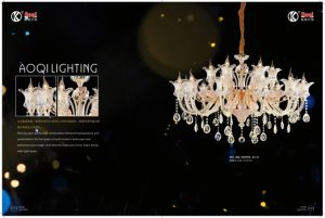 Fashion Hot Sale Crystal Chandelier Light pictures & photos