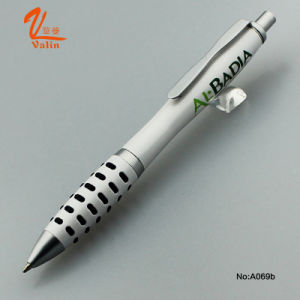 Metal Pomotional Ballpoint Pen Embossing Copper Pen on Sell pictures & photos