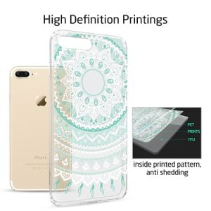 iPhone 7&7 Plus Tarot Printings Protection Hard Plastic Case Cover pictures & photos