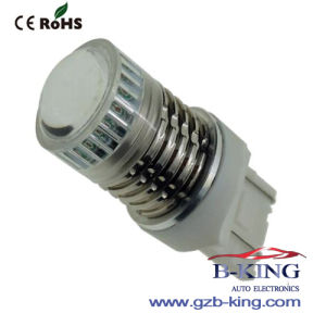Aluminum 1156 3157 7443 Dual-Colour XPE3535 LED Bulb (with turning function) pictures & photos