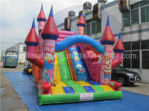 Factory Price Inflatable Bouncer Slide, Children Slide for Sales pictures & photos