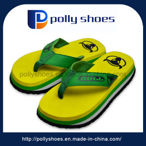 New Arrival Leather Men Flip Flop Machine 2017 pictures & photos