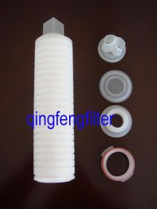 0.45micron 10inch Nylon Filter Cartridge for Solvents Filtration pictures & photos