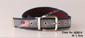 2016 Canvas Belt for Men pictures & photos
