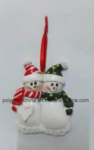 Polyresin Santa of Love Couple Decoration pictures & photos