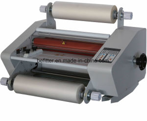 FM-360 A4 340mm hot roll laminator pictures & photos