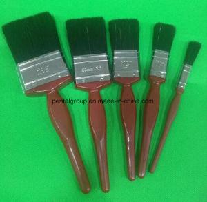 Lxxx 5PCS Set Black Filaments Mix Bristle Paint Brush pictures & photos