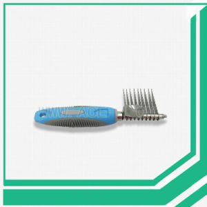 Wholesale Stainless Steel Dog Cat Combs Pet Hair Remover Grooming Brush