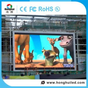 P16 Outdoor Video Full Color DIP346 LED Display pictures & photos