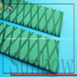 Non Slip Cross-Lined Heat Shrinkable Tube for Finishing Tackles Sb-Wolvo pictures & photos