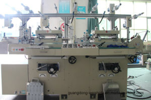 Intelligent Automatic Two Seater Die Cutting Machine of Wb300 pictures & photos
