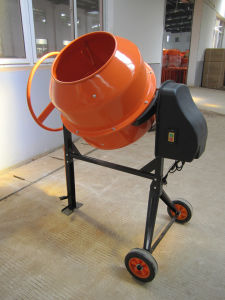 120L Cement Mixer with Electric Motor pictures & photos