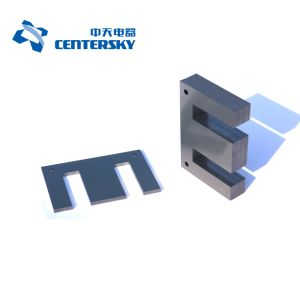 Cold Rolled Black Sheet Silicon Steel Ei Lamination Plate for Transformer Core pictures & photos