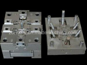 OEM Aluminum Stamping Mould Plastic Mold Tooling CNC Precision Molding Parts pictures & photos